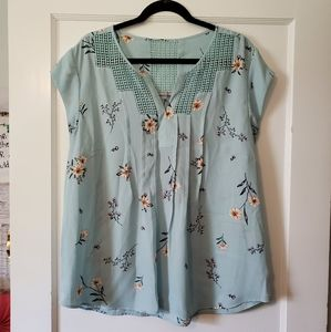 XXL Daniel Rainn Stitch Fix blouse